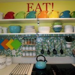 Colorful Kitchen Backsplash Pictures_4