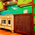 Colorful Kitchen Backsplash Pictures_6