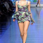 Colorful Ready-to-wear Dresses by Dolce & Gabbana_2