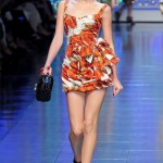Colorful Ready-to-wear Dresses by Dolce & Gabbana_3