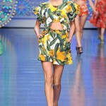 Colorful Ready-to-wear Dresses by Dolce & Gabbana_4