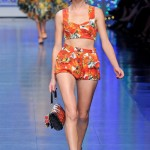 Colorful Ready-to-wear Dresses by Dolce & Gabbana_5