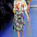 Colorful Ready-to-wear Dresses by Dolce & Gabbana_6