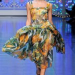 Colorful Ready-to-wear Dresses by Dolce & Gabbana_7