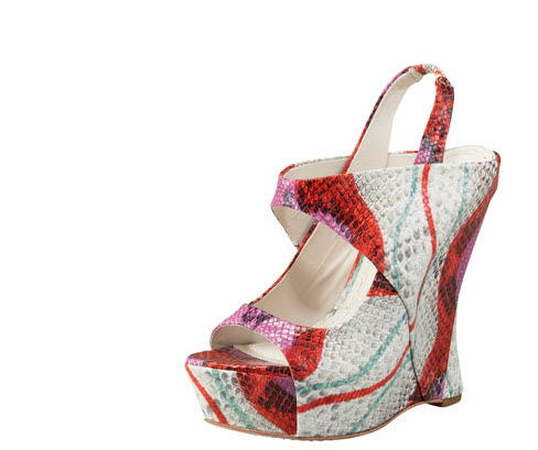 Colorful Wedges Shoes_11