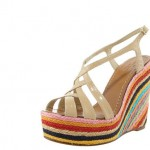 Colorful Wedges Shoes_12
