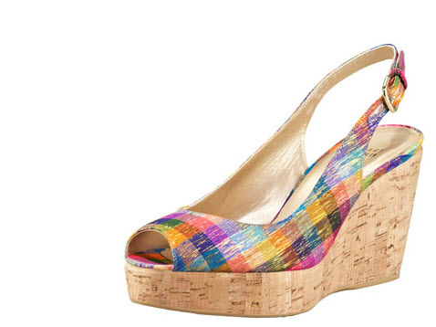 Colorful Wedges Shoes_16