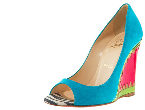 Colorful Wedges Shoes_17
