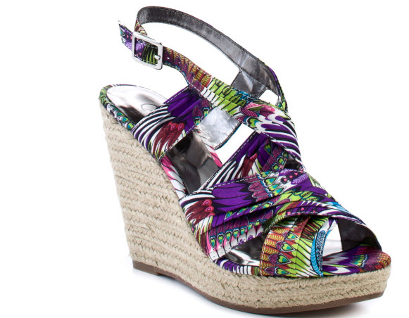 Colorful Wedges Shoes_4