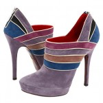 Colorful Wedges Shoes_5