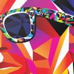 Pop Art Ray-Ban Rare Prints Ads