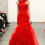 Red Wedding Dresses by Vera Wang_1