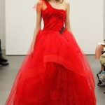 Red Wedding Dresses by Vera Wang_10
