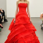 Red Wedding Dresses by Vera Wang_13