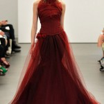 Red Wedding Dresses by Vera Wang_3