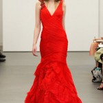 Red Wedding Dresses by Vera Wang_6