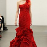 Red Wedding Dresses by Vera Wang_8