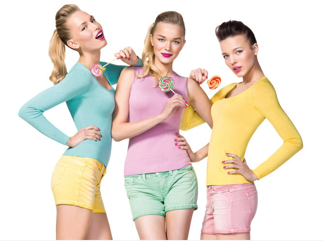 Sweater for Spring Summer 2012 by United Colors of Benetton