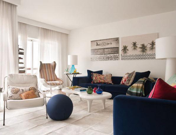 20 Colorful Apartment Decorating Ideas_1