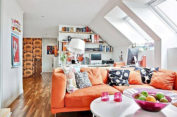 20 Colorful Apartment Decorating Ideas_13