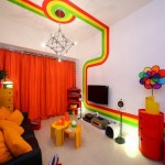 20 Colorful Apartment Decorating Ideas_16