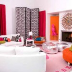 20 Colorful Apartment Decorating Ideas