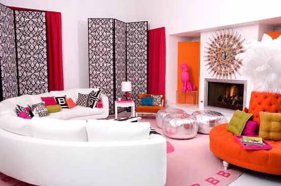 20 Colorful Apartment Decorating Ideas_17