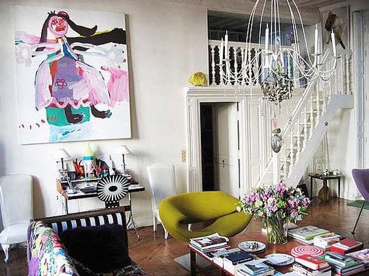 20 Colorful Apartment Decorating Ideas_18