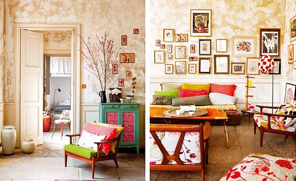 20 Colorful Apartment Decorating Ideas_5