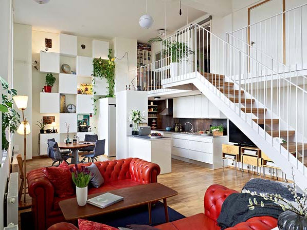 20 Colorful Apartment Decorating Ideas_6