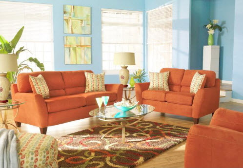 20 Vibrant Decorating Ideas for Living Rooms_10