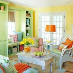 20 Vibrant Decorating Ideas for Living Rooms_12