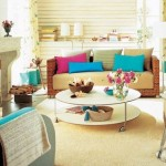 20 Vibrant Decorating Ideas for Living Rooms_13