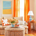 20 Vibrant Decorating Ideas for Living Rooms_15