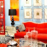 20 Vibrant Decorating Ideas for Living Rooms_16