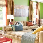 20 Vibrant Decorating Ideas for Living Rooms_17