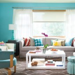 20 Vibrant Decorating Ideas for Living Rooms_18