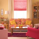 20 Vibrant Decorating Ideas for Living Rooms_5