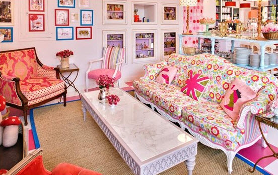 20 Vibrant Decorating Ideas for Living Rooms_8