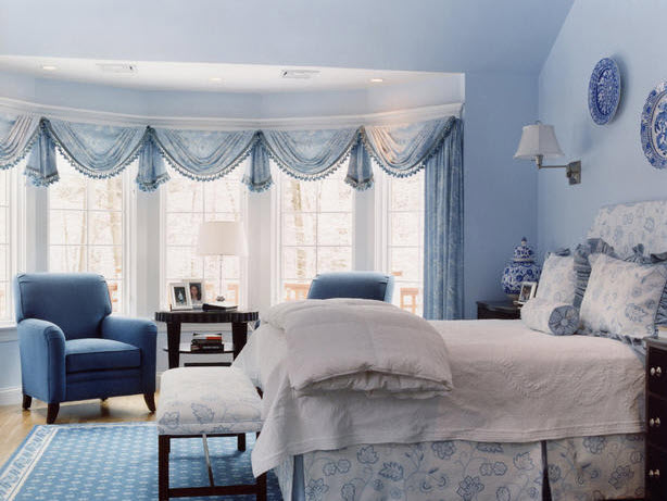 15 amazing blue bedroom design ideas - Bedroom Design Blue