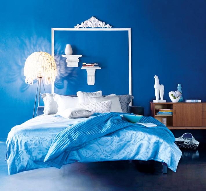 15 Amazing Blue bedroom design ideas_1