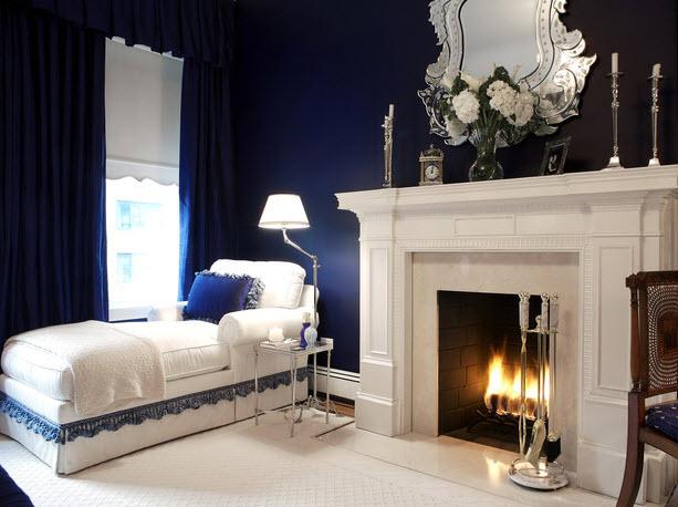 15 Amazing Blue bedroom design ideas_14