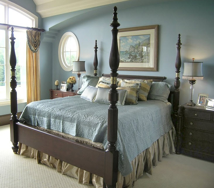 15 Amazing Blue bedroom design ideas_3