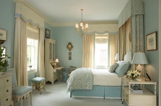 15 Amazing Blue bedroom design ideas_4