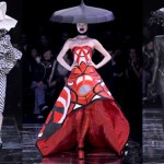 Best Alexander McQueen Multi-colored Dresses_10