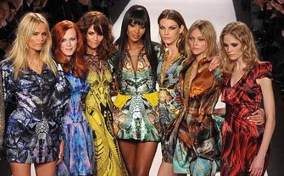 Best Alexander McQueen Multi-colored Dresses_12
