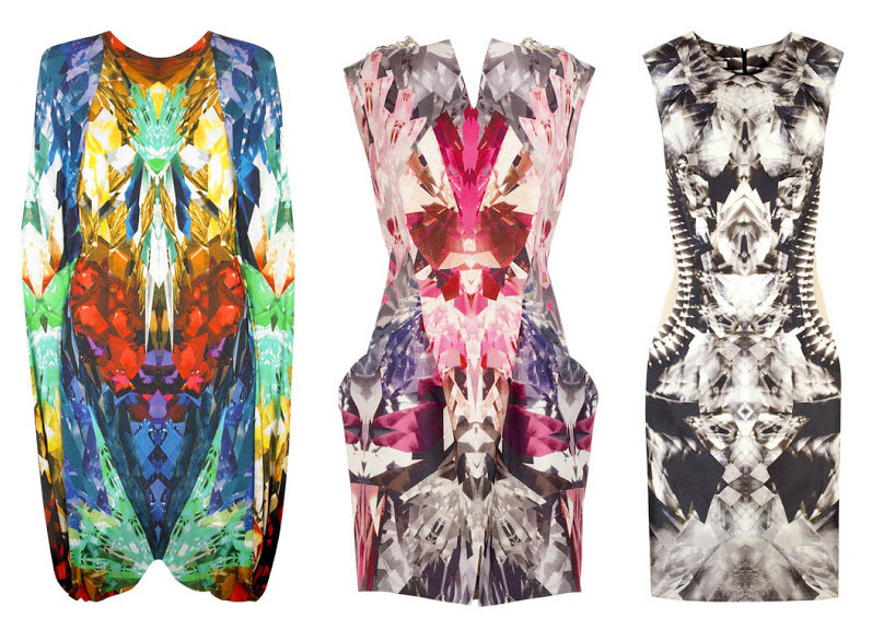 Best Alexander McQueen Multi-colored Dresses_14
