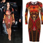 Best Alexander McQueen Multi-colored Dresses_2