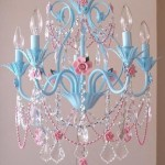 Colorful Chandelier Dining Room Light Fixtures_12