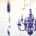 Colorful Chandelier Dining Room Light Fixtures_13
